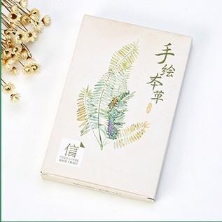 14.3cm*9.3cm Vintage Plant Paper Postcard(1pack=30pieces)