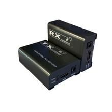 60 M 1080 P HDMI Extender su un singolo CAT6 per presentazioni sala controllo del centro dati e che insegna pure come siti aziendali