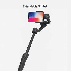 Image 3 - Feiyu Vimble 2 تمديد يده الهاتف Gopro Gimbal فيديو استقرار آيفون X 8 7 Gopro بطل 6 شاومي يي سامسونج S8