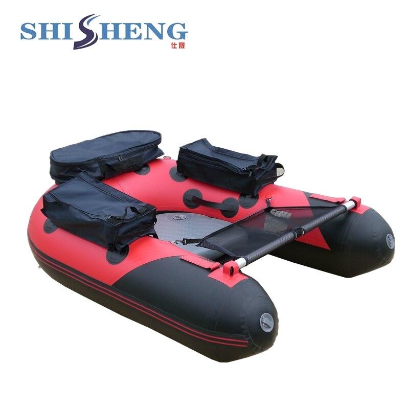 Mini bateau gonflable de pêche de pvc de petite personne de ventre à vendre