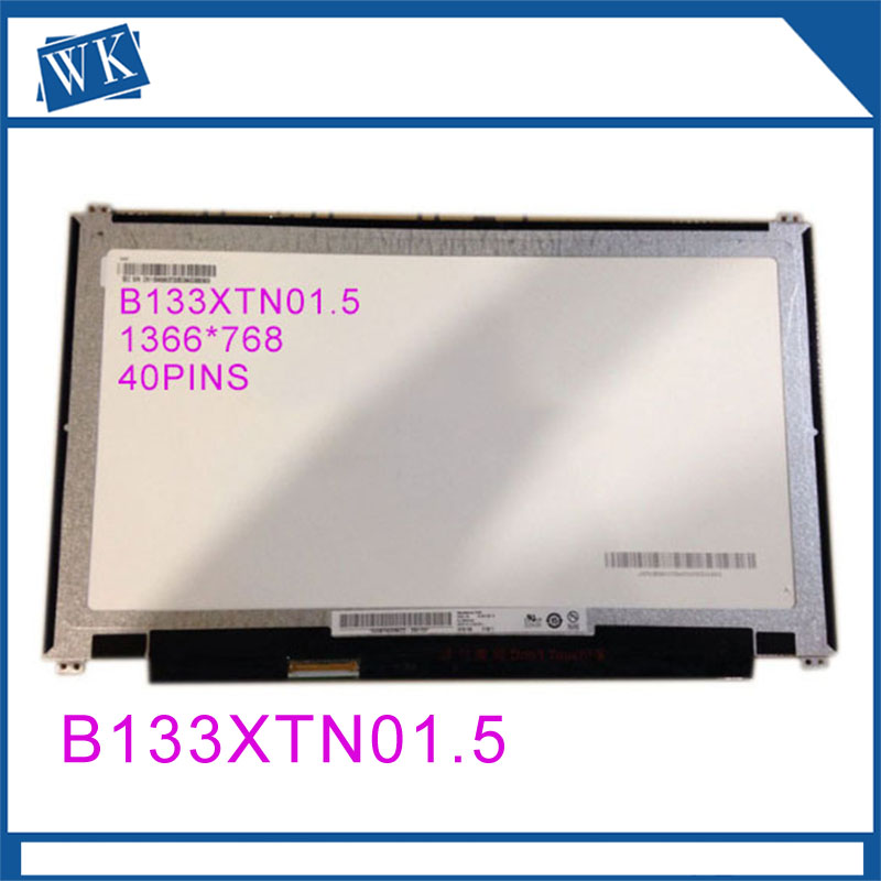 Free shipping 13.3 inch lcd screen B133XTN01 .5For Samsung NP905S3G 915S3G B133XTN01.5 Laptop LED LCD SCREENFree shipping 13.3 inch lcd screen B133XTN01 .5For Samsung NP905S3G 915S3G B133XTN01.5 Laptop LED LCD SCREEN