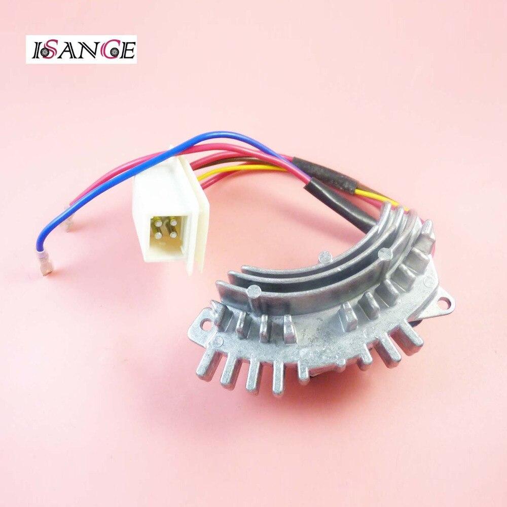 2028202510 For Mercedes W202 C220 C280 C36 AMG Blower Motor Resistor Regulator