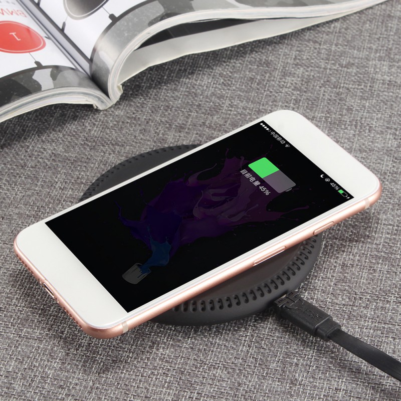 10W Fast Charging Phone Wireless Charger Qi Standard Charging Station For IPhone8/X  For Galaxy S7/S810W Fast Charging Phone Wireless Charger Qi Standard Charging Station For IPhone8/X  For Galaxy S7/S8