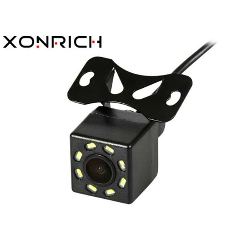 Xonrich Car Rear View Camera Universal Backup Parking Camera