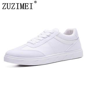 3f86b79874 ZUZIMEI Sneakers Men Casual Shoes Canvas Shoes for Men