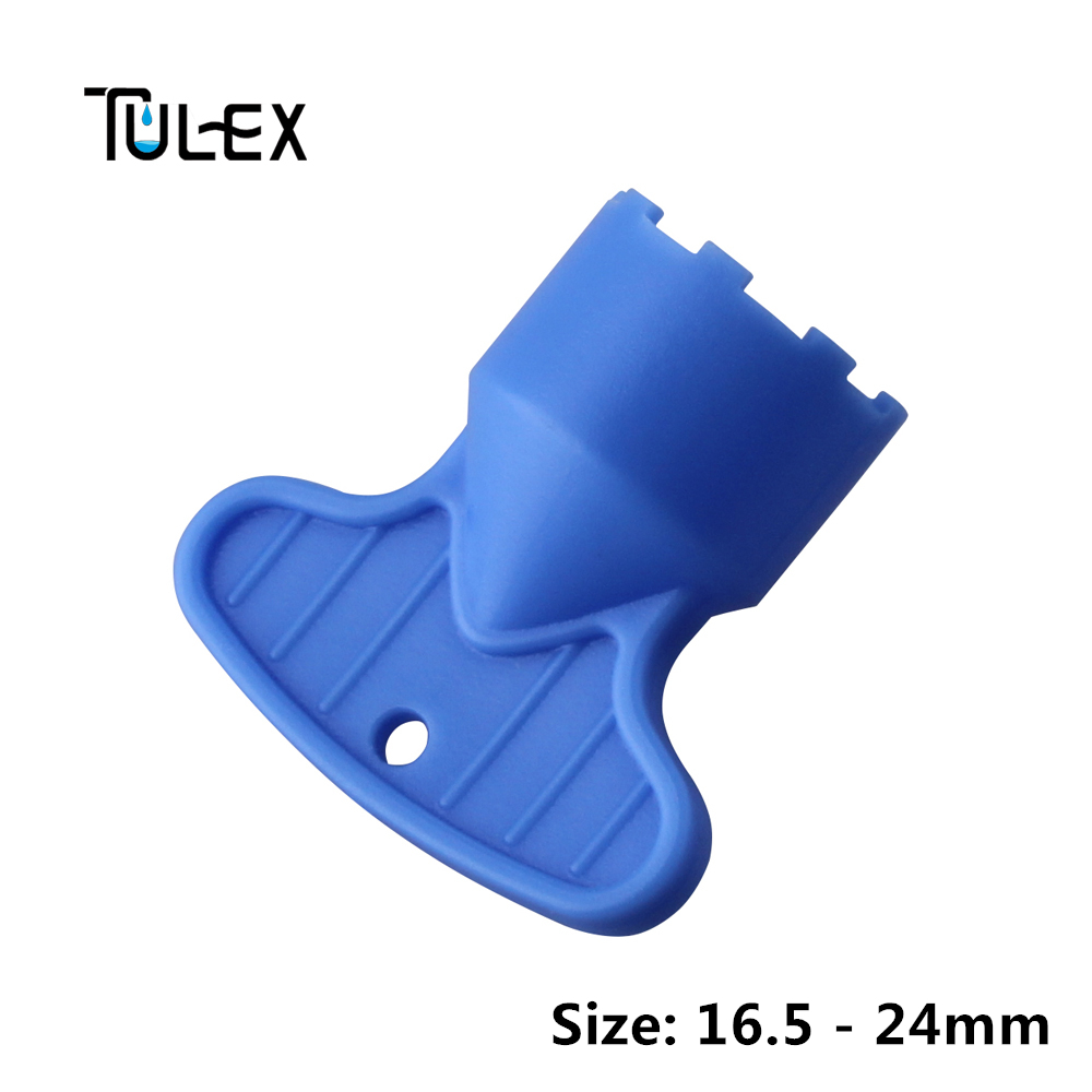 TULEX Faucet Aerator Spout Bubbler Crane Filter Hide-in Core Part DIY INSTALL TOOL Spanner For 16.5MM - 24MM For Bathroom Faucet