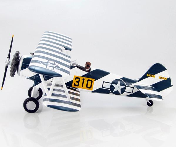 HM 1/48 HA8107 American Vintage Stearman PT-17 de la hélice de avión entrenador investigación modelo Modelo Favoritos