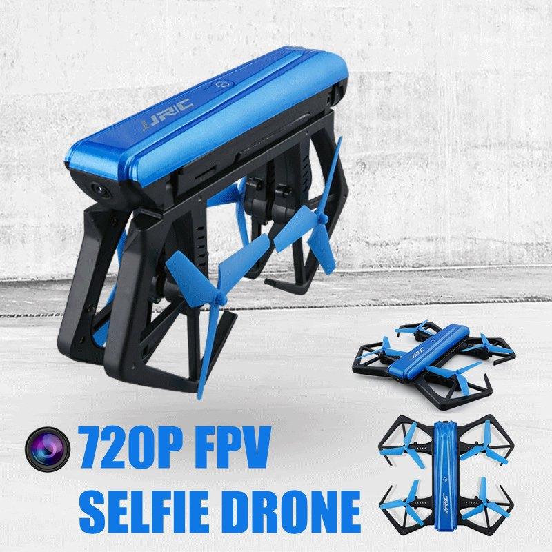 Fpv Quadcopter Rc Drone With Camera 720P Selfie Drone Altitude Hold Quadcopter Folding Rc Helicopter JJRC H43WH VS H47 H37 MINI jjrc h49wh sol rc mini drone with camera hd wifi fpv pocket selfie drone quadcopter rc helicopter dron vs jjr c h37 h47 h43wh