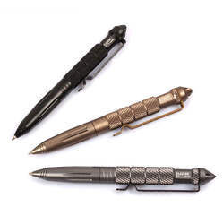 Авиационный алюминиевый сплав обороны тактическая ручка для защиты оборудование