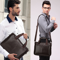 Luxury Brand Shoulder Messenger Bag man Handbag New Arrival 2019 man,s Leather Black brown bag Fashion Channels handbag