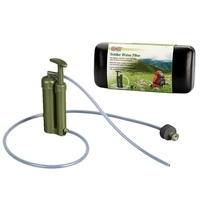 Pure Easy Water Filter Purifier Cleaner 0.1 2000L Ceramic Soldier Water Filter Outdoor Survival Camping Emergency