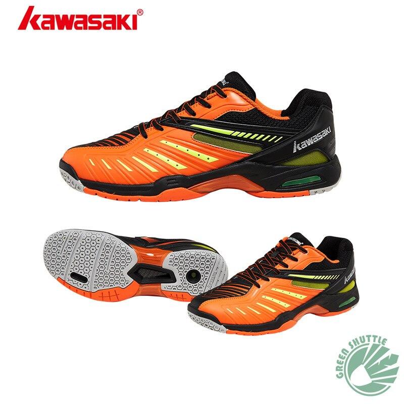 Echtes 2019 Neue Kawasaki Schuhe Doppel Tpu Für Anti-twist K-520 K-522 Badminton Schuhe Männer Und Frauen Sport Schuhe 2019 New Fashion Style Online