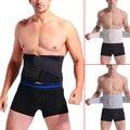 Novos Homens do Projeto da Cintura Corset Cinto Banda Cinto de Perda de Peso Redução de Estômago Barriga