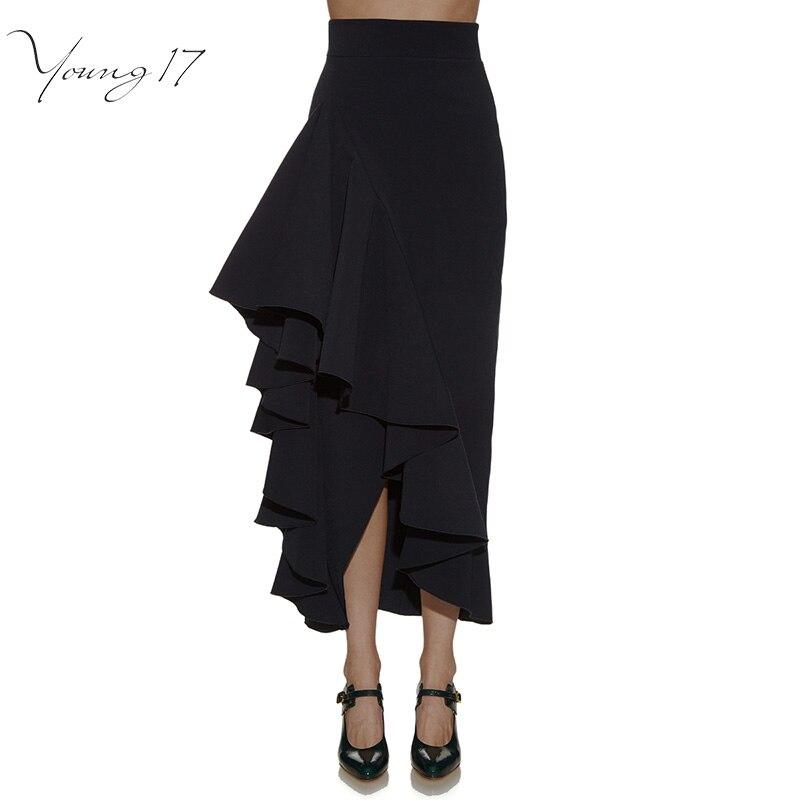 Popular Long Black Pencil Skirt-Buy Cheap Long Black Pencil Skirt ...