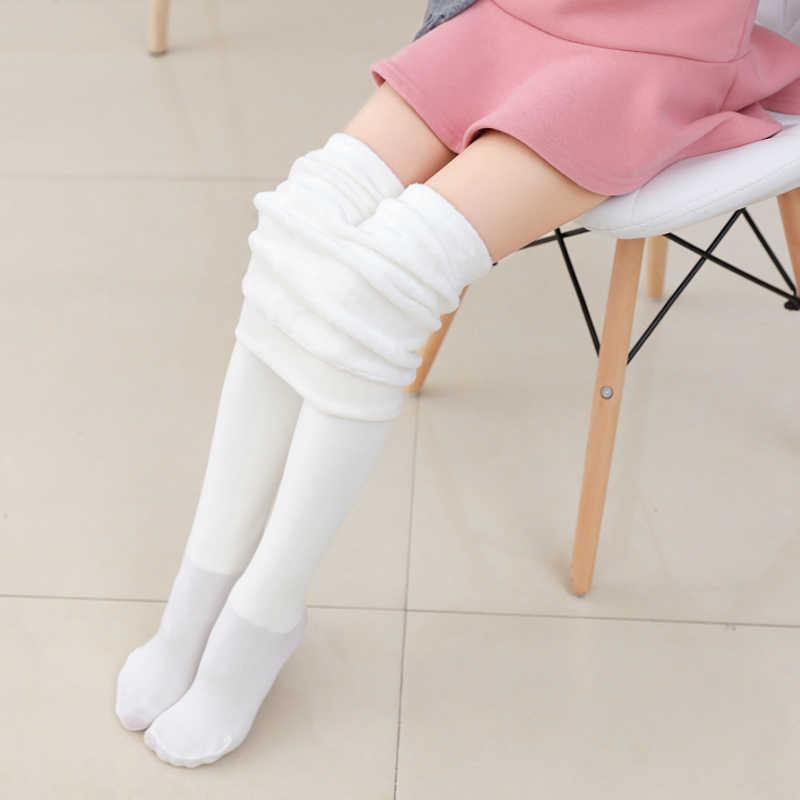 ad032668e3f ... girls warm tights winter stockings kids pantyhose nylon pantys ballet  girls dance tights for toddler girl ...