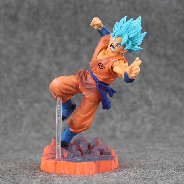 15cm Dragon Ball Z Freezer VS Goku Action Figure Model Toys