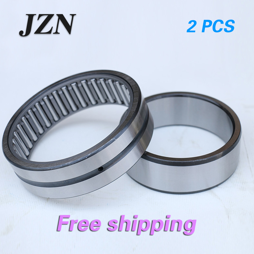Free Shipping! NA4900 10*22*13mm With Inner Ring Needle Roller Bearings