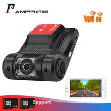 Podofo Novatek 96658 araba dvrı yeni Wifi gizli Mini kamera Registrator Dash kamera FHD 1080P WDR gece görüş dijital Video kaydedici