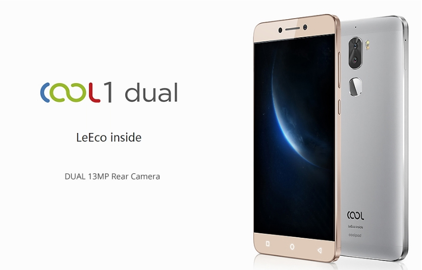Original LeEco Cool 1 Mobile Phone Dual Leeco Coolpad cool 1 Snapdragon 652 Smartphone 3GB RAM 32GB ROM 5.5 Inch FHD Android 6.0 011
