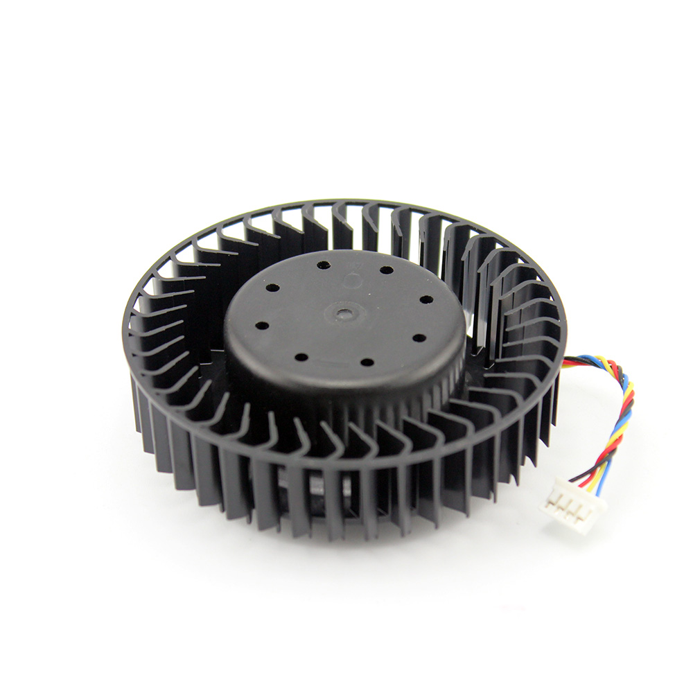 US $9 0 |BFB1012SHA01 For AMD R9 390 X Fan DC12V 2 40A 4Pin GPU For XFX R9  390X fan Graphics Card Cooling Public version-in Fans & Cooling from