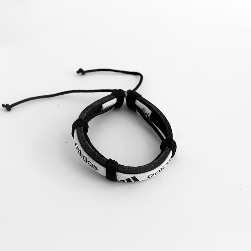 Heißer Verkauf Genuine Armband Geflochtenen Seil für Männer Frauen Modeschmuck Freundschaft Armband Geschenk Schnelles Verschiffen Armband DIY Schmuck