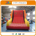 3*3 m jogo de basquetebol inflável/tribunal, cesta de basquete inflável gigante