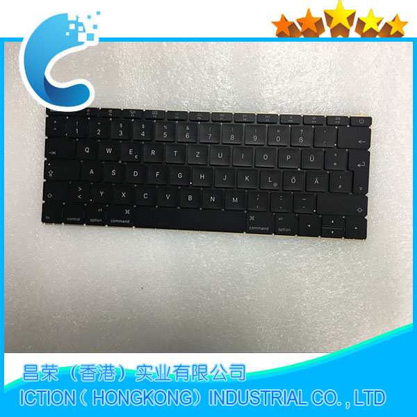 Original New A1534 keyboard For Apple Macbook 12