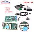Lexia 3 Полный Чип Полной Функции Lexia3 V48 Diagbox V7.82 V7.83 PP2000 V25 Прошивки 921815C Для Citroen и Peugeot Для