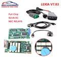 Lexia 3 Full Chip Full Function Lexia3 V48 Diagbox V7.82 V7.83 PP2000 V25 Firmware 921815C For Citroen & For Peugeot