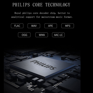 Image 4 - Philips Musik MP3 Player 8GB Sport Clip Mini Verlustfreie Fullsound Stereo Walkman Bildschirm Mit FM Radio/Aufnahme SA2208