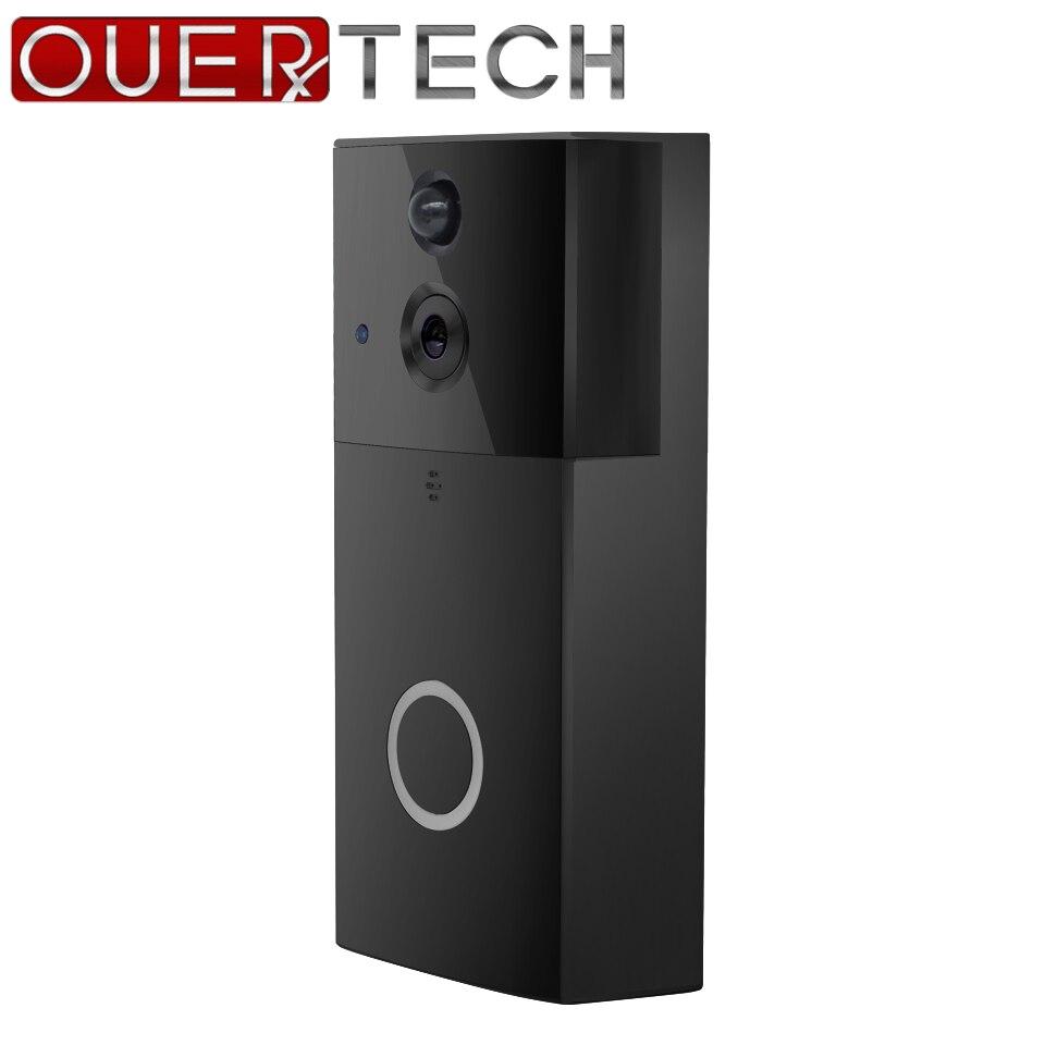 Ouertech Video Intercom Video Door Phone Ring Door Bell