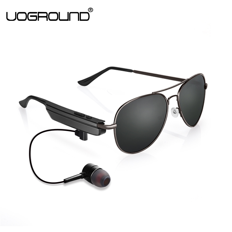 VOGROUND New A8 Bluetooth Headset Polarized Sunglasses Wireless Earphone Outdoor Riding Smart Glasses with Mic Hand-free цена и фото