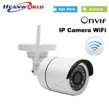 Открытый 1080 P Ip-камера Беспроводная Wi-Fi HD ИК ночного видения Onvif водонепроницаемый безопасности пуля сети веб-камеры