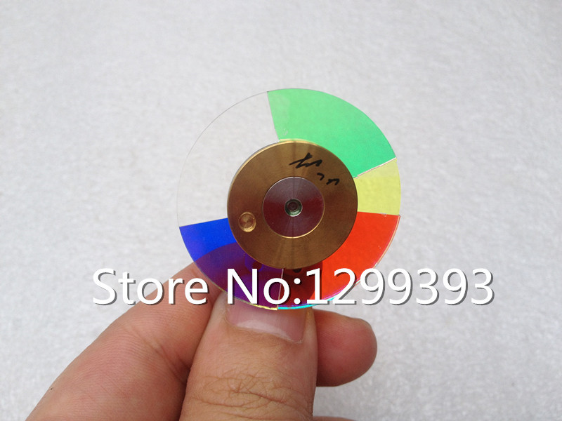 Projector color wheel for Optoma  DM146  Free shipping projector color wheel for ben q w600 free shipping