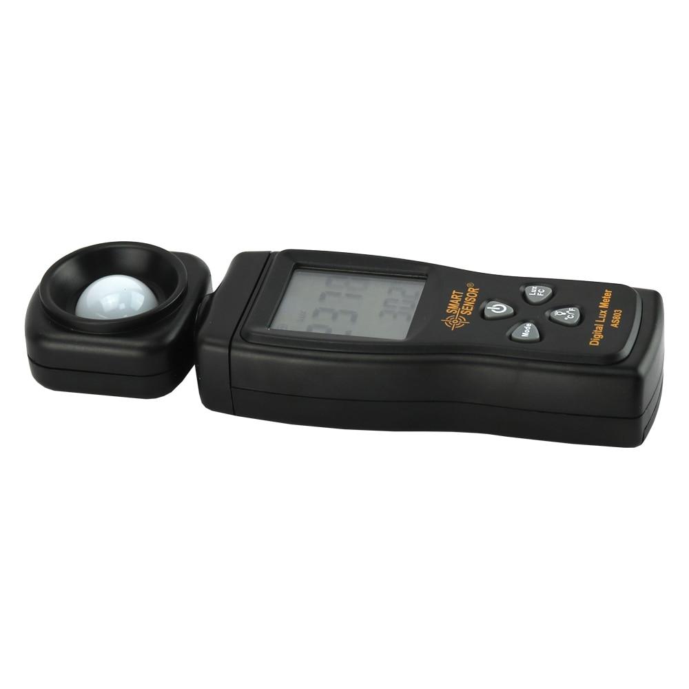 Smart Sensor AS803 Digitális fényképezés Mini spektrométer - Mérőműszerek - Fénykép 3