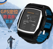 GPS waterproof android Smart Watch phone smart watch GPS Bluetooth Smart Watch Clock Phone for iOS Android Phone GTfh