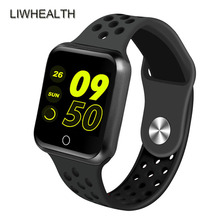15 Days Standby Smart Watch Swim Sport Men Women Relogio Inteligente HR/BP Smartwatch For Apple/Xiaomi/Huawei VS Q8/P68/Q9/BIP