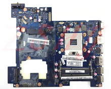 for Lenovo G570 laptop motherboard hm65 DDR3 LA-675AP Free Shipping 100% test ok original for lenovo b570e b570 laptop motherboard 48 4ve01 03a 48 4ve01 0sa non integrated hm65 ddr3 100% work perfectly