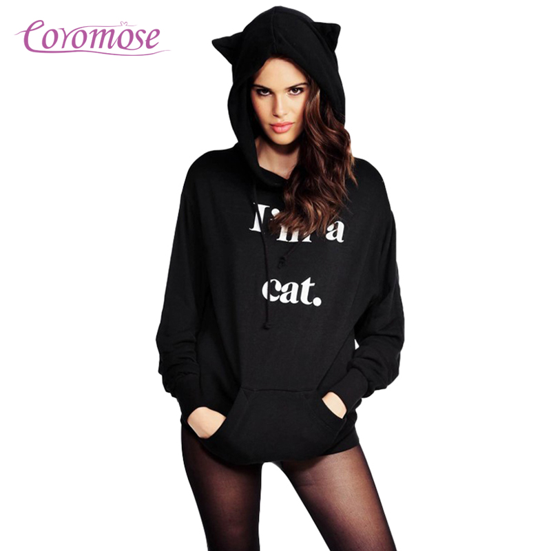 Online Get Cheap Black Sweatshirt Girls -Aliexpress.com | Alibaba ...