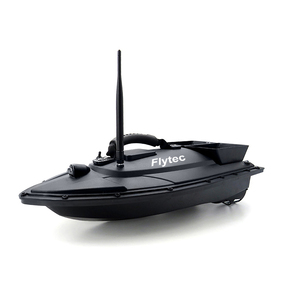 Image 2 - Flytec 2011 5 เครื่องมือตกปลาสมาร์ท RC เหยื่อเรือของเล่นมอเตอร์ Fish Finder รีโมทคอนโทรลตกปลาเรือ Speedboat 500 เมตร