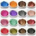 30g Healthy Natural Mineral Mica Powder Diy For Soap Dye Soap Colorant makeup eyeshadow Soap Powder Free Shipping