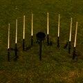 Лампы HUANJUNSHI на солнечной энергии  8 шт.
