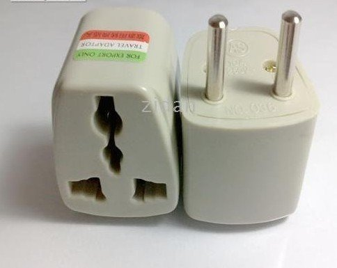AC adapter US to EU AC Power Plug Travel Converter Adapter