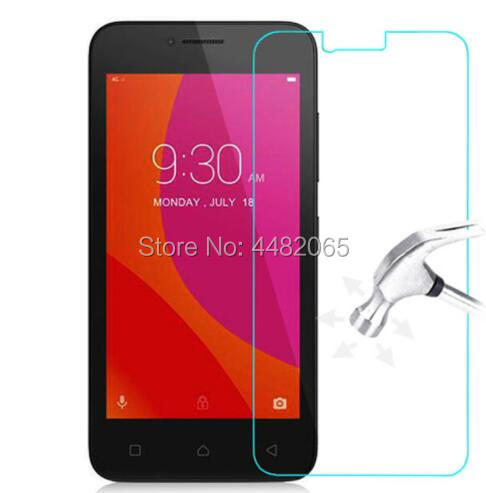 For Lenovo Vibe B A2016 Tempered Glass 9H Protective Film Front Cover Screen Protector For A Plus A1010 A1010a20 A2016A40 Saver