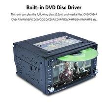 """AR6002B F6002B WIFI 6.2 """"6.0.1 Android Radio de Coche Reproductor de DVD GPS de Navegación Con Pantalla Táctil receptor Bluetooth AM FM RDS Subwoofer DVR"""