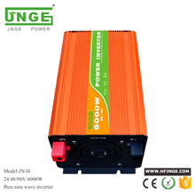 pure sine wave power inverter 6000w 24v 48v 220v