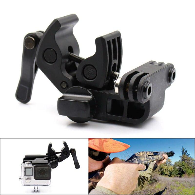 Popular rifle camera mount buy cheap rifle camera mount for Gopro fishing mounts