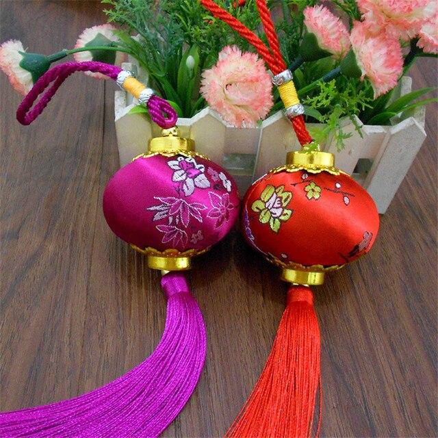 Trinket Keychain do carro chaveiros chaveiros Chaveiro de pele pompons fofo coelho pumponchik pele de 1 PCS estilo chinês