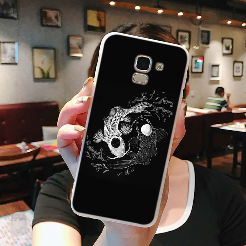 Silicone Phone Case Funny Dark Memes Pew Pew for Samsung Galaxy j8 j7 j6 j5 j4 j3 Plus Prime 2018 2017 2016 Case Matte Cover in Fitted Cases from Cellphones Telecommunications