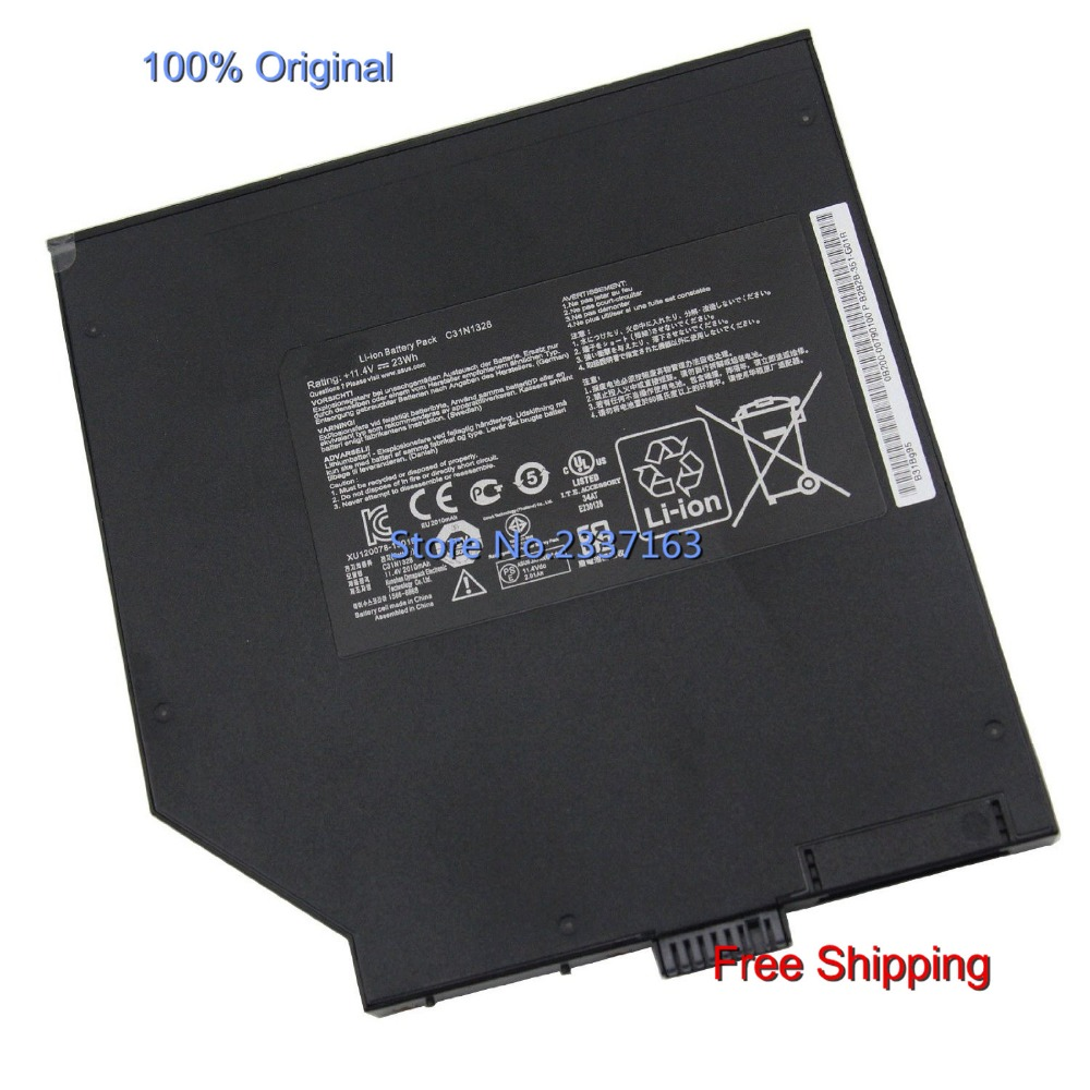 IECWANX 100% new Laptop Battery C31N1328 (11.4V 23WH) for ASUS PRO ADVANCED B551LG-1A